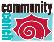 community conch logo
