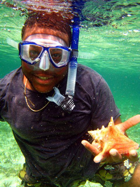 kwame underwater juvie